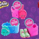Promoción Cajita Feliz McDonald's con juguetes Shopkins y Yokai Watch