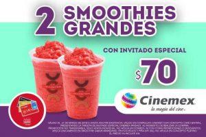 Promociones Cinemex Tarjeta Invitado Especial PAYBACK Marzo 2018