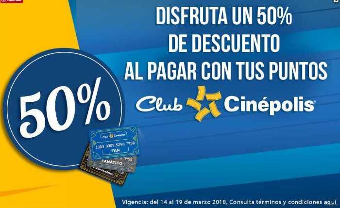 Cinépolis Klic: 50% de descuento en rentas o compras de películas, o series con Club Cinépolis