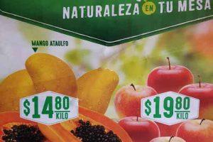 Comercial Mexicana frutas y verduras del campo 27 y 28 de marzo 2018