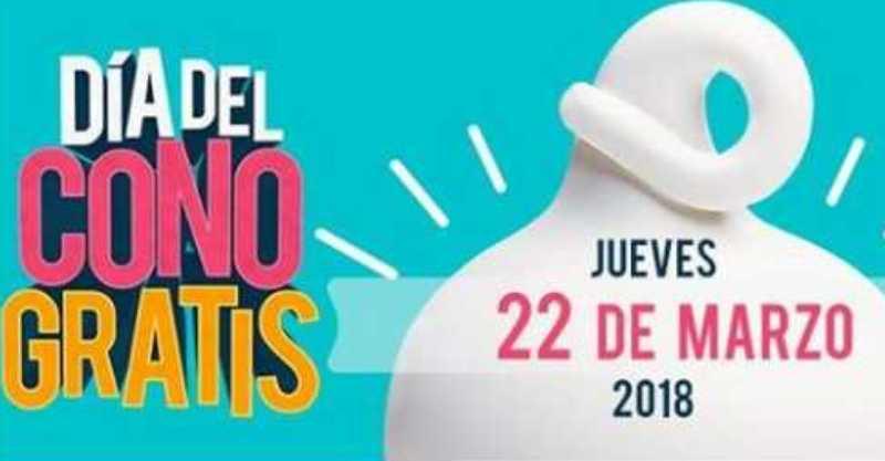 Promoción Dairy Queen Día del Cono Gratis al 22 de Marzo