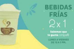 El Globo Sabores de Primavera 2x1 en bebidas frías