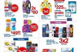 Folleto de ofertas de fin de semana Farmacias Benavides del 9 al 12 de marzo