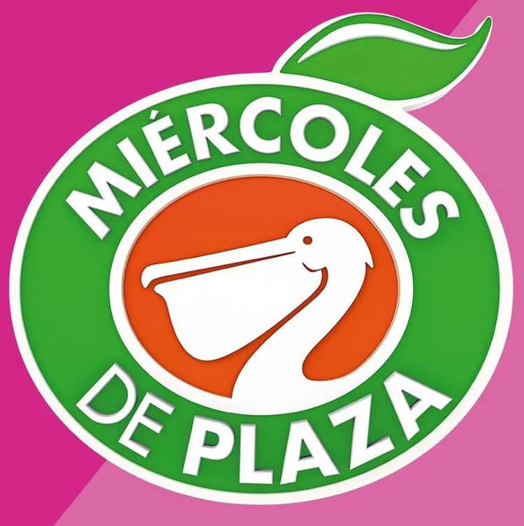 La Comer: Miércoles de Plaza Frutas y Verduras 28 de Marzo 2018