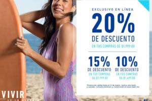 Martí Ofertas mes de la mujer 20% de descuento en ropa y accesorios