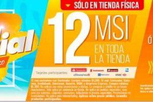 Ofix Venta especial 12 msi en toda la tienda del 14 al 16 de marzo