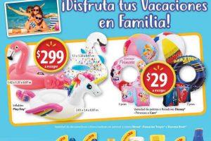 Walmart Folleto de promociones tus vacaciones en Familia del 15 de Marzo