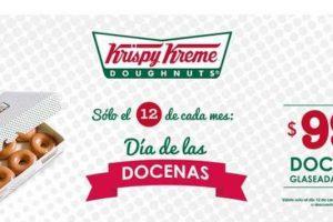 Krispy Kreme Día de las Docenas a solo $99
