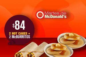 McDonald's Cupones Martes de McDonalds 1 de mayo 2018