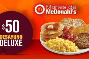 Cupones Martes de McDonalds 24 de Abril de 2018