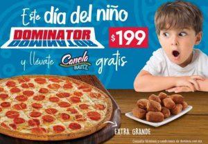 Domino's Pizza Dominator Extra grande a $199