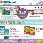 Farmacias Benavides folleto de ofertas mes del Bebe al 11 de abril