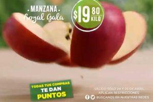 Mega Soriana Frutas y Verduras del Campo 24 y 25 de Abril 2018