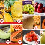 Frutas y Verduras Superama del 1 al 15 de abril 2018