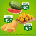 HEB Frutas y Verduras del 17 al 23 de Abril de 2018