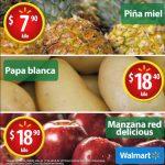 Martes de Frescura Walmart 17 de Abril 2018