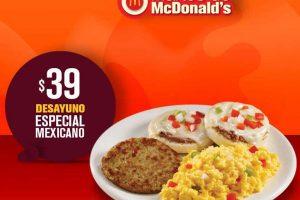 Cupones Martes de McDonalds 3 de abril 2018