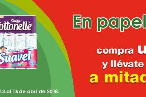 Mega Soriana y Comercial Mexicana Ofertas de fin de semana del 13 al 16 de Abril 2018