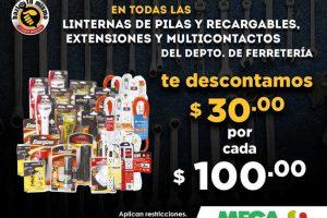 MEGA Soriana Ofertas de Autos y Ferretería al 19 de Abril 2018