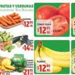 Frutas y Verduras HEB del 10 al 16 de Abril de 2018