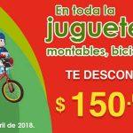 Ofertas Soriana Mega Fin de Semana del 27 al 30 de Abril 2018