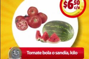 Frutas y Verduras Soriana Mercado del 17 al 19 de Abril 2018