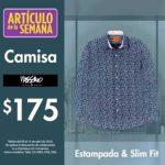 Suburbia Articulo de la semana Camisa Mossimo a solo $175