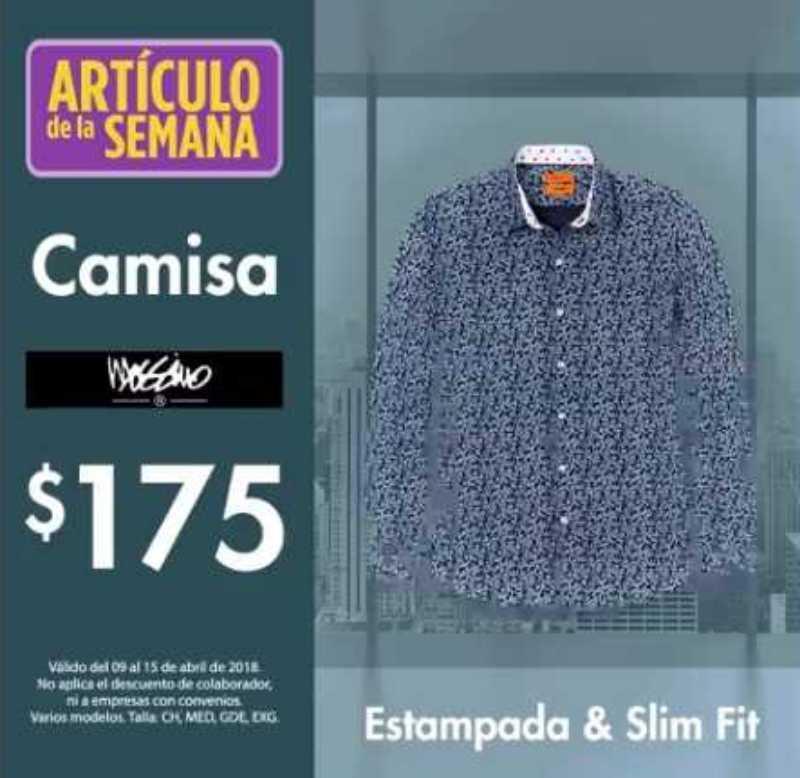Suburbia: Articulo de la semana Camisa Mossimo a solo $175