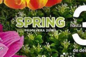 The Home Store Ofertas especiales de primavera del 12 al 15 de Abril