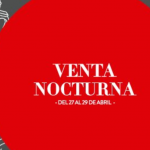 Gran Venta Nocturna The Home Store del 27 al 29 de abril 2018