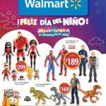 Walmart folleto de ofertas feliz día del niño del 19 al 30 de abril 2018