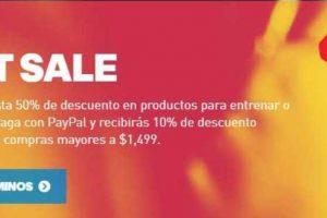 Ofertas Hot Sale 2018 en Adidas