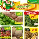 Bodega Aurrera: Frutas y Verduras Tianguis de Mamá Lucha del 18 al 24 de mayo 2018