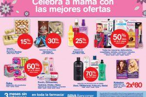 Farmacias Benavides Ofertas Día de las Madres 9 de Mayo 2018