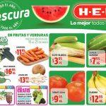 Frutas y Verduras HEB del 15 al 21 de Mayo de 2018