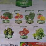 Frutas y Verduras Soriana 15 y 16 de Mayo de 2018