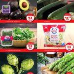 Frutas y verduras Superama del 24 de mayo al 3 de junio 2018