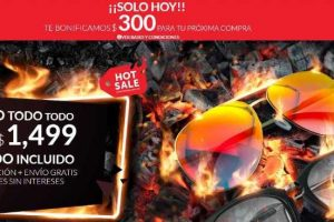 Promociones Hot Sale 2018 en Devlyn