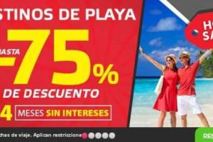 Promociones Hot Sale 2018 en PriceTravel