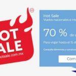 Promociones Hot Sale 2018 en Interjet