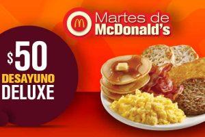 Martes de McDonalds 22 de Mayo de 2018