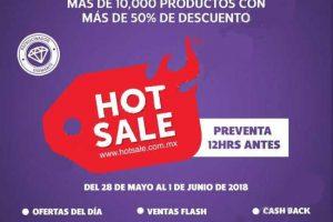 Ofertas de Hot Sale 2018 en Netshoes