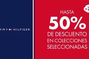Ofertas de Hot Sale 2018 en Tommy Hilfiger
