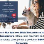 Promociones de Hot Sale 2018 en BBVA Bancomer