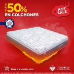 Promociones de Hot Sale 2018 en Lowes