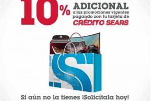 Sears: Días del Tarjetahabiente 18 y 19 Mayo 2018