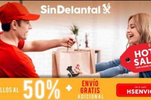 Promociones Hot Sale 2018 en Sin Delantal