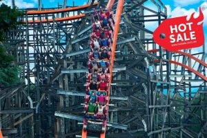 Six Flags: Hot Sale 2018 Hasta 40% de descuento
