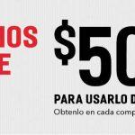 Soriana Cupón $500 pesos de regalo para el Hot Sale 2018