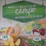 Soriana Mega: Frutas y Verduras del Campo 15 y 16 de mayo 2018